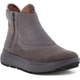 ECCO Solice Mid Shoes Zip Women, grijs